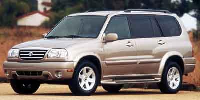 2002 Suzuki XL-7 photo