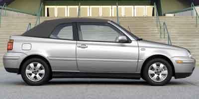 2002 Volkswagen Cabrio photo