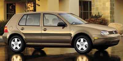 2002 Volkswagen Golf photo