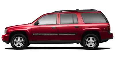 2002 Chevrolet TrailBlazer photo