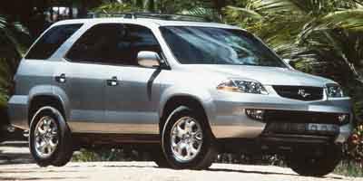 2002 Acura MDX photo