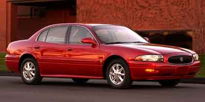 2003 Buick LeSabre photo