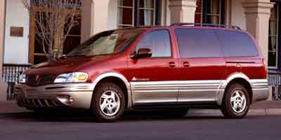 2003 Pontiac Montana photo