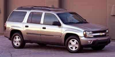 2003 Chevrolet TrailBlazer photo