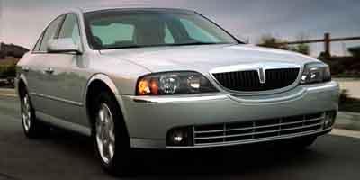 2003 Lincoln LS photo