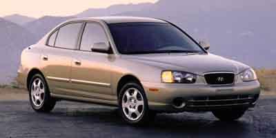 2003 Hyundai Elantra photo