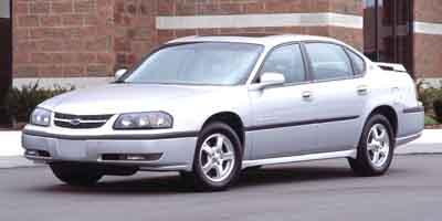 2003 Chevrolet Impala photo