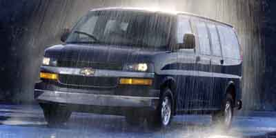 2004 Chevrolet Express photo