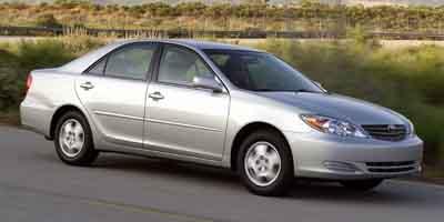 2004 Toyota Camry photo