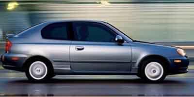 2004 Hyundai Accent photo