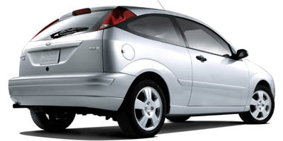 2005 Ford Focus photo