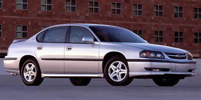 2005 Chevrolet Impala photo