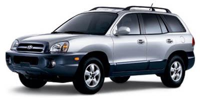 2006 Hyundai Santa Fe photo