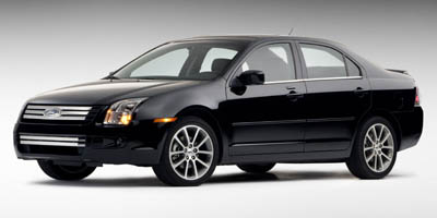 2008 Ford Fusion photo