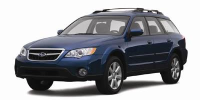2008 Subaru Outback photo