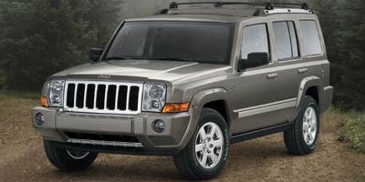 2008 Jeep Commander photo