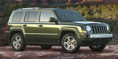 2008 Jeep Patriot photo