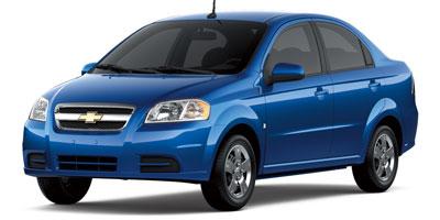 2009 Chevrolet Aveo photo