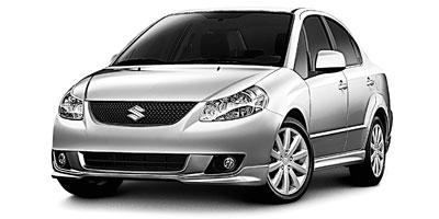 2010 Suzuki SX4 photo