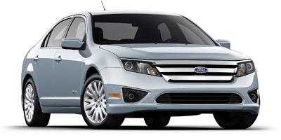 2012 Ford Fusion photo