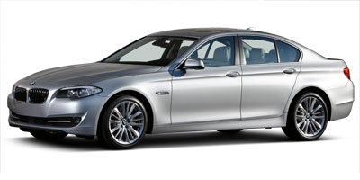2013 BMW 5 Series photo