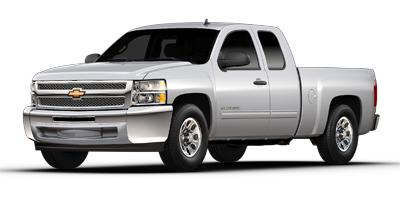 2013 Chevrolet Silverado 1500 photo