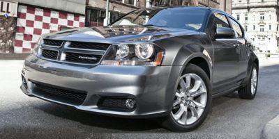 2014 Dodge Avenger photo