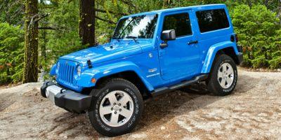 2014 Jeep Wrangler photo